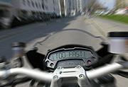 Максимальная скорость мотоциклов